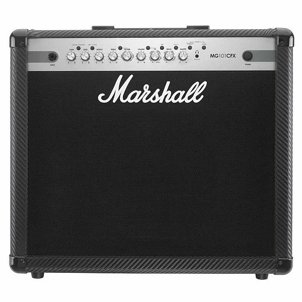 Marshall MG101CFX combo amplifiers